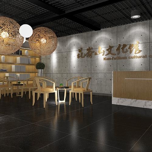 烟台党建展厅设计