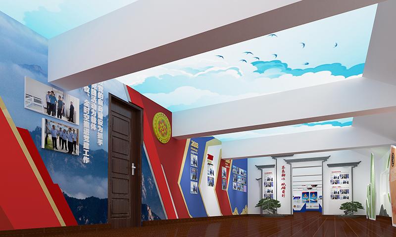 浅谈烟台廉政文化展厅设计