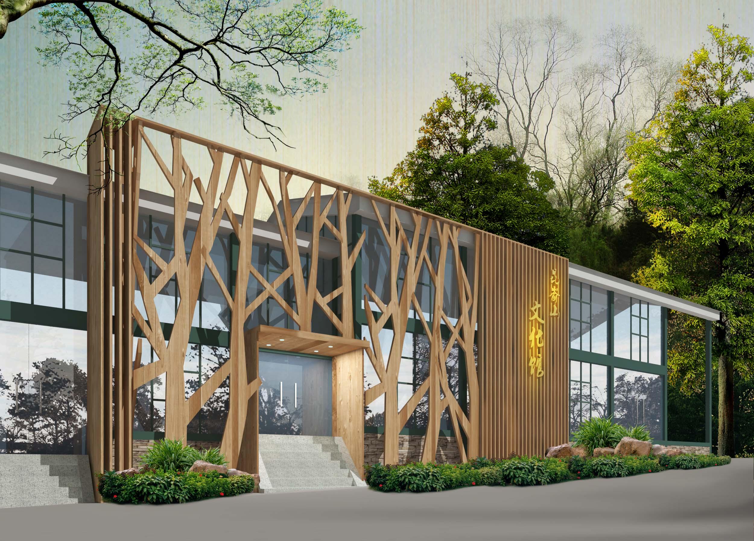 烟台文化展馆设计的定位是什么