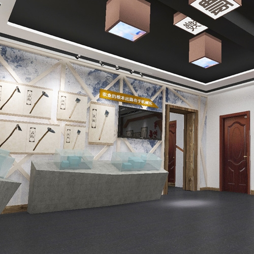烟台专业展览设计